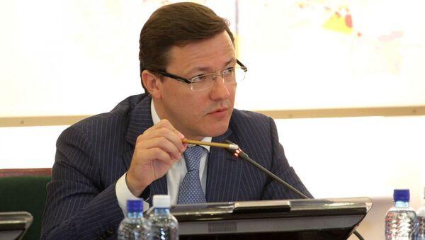 Дмитрий Азаров. Архивное фото