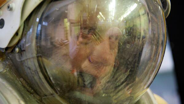 Космонавт Олег Артемьев, архивное фото