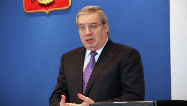 Полномочный представитель Президента Российской Федерации в СФО Виктор Толоконский