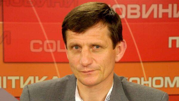 Александр Сыч (фракция Свобода). Архивное фото