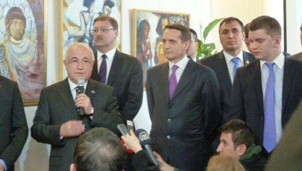 Турция откроет  в Москве культурный центр имени Юнуса Эмре