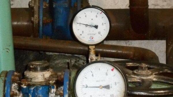 Нарушение теплоснабжения в поселке Таежный под Красноярском