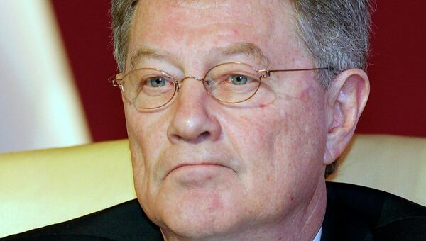 Спецсоветник генсека ООН Роберт Серри. Архивное фото