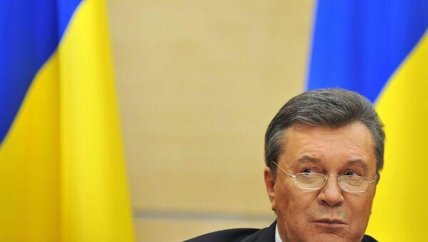 Виктор Янукович . Архивное фото