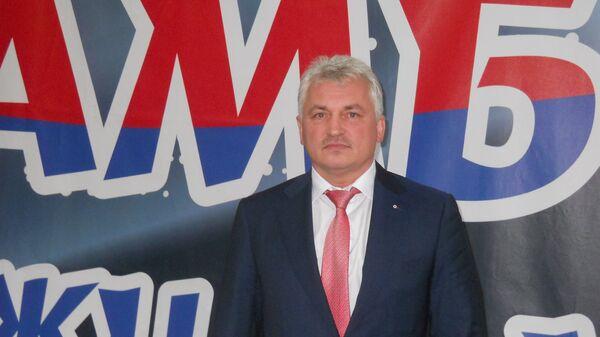 Сергей Елисеев, архивное фото