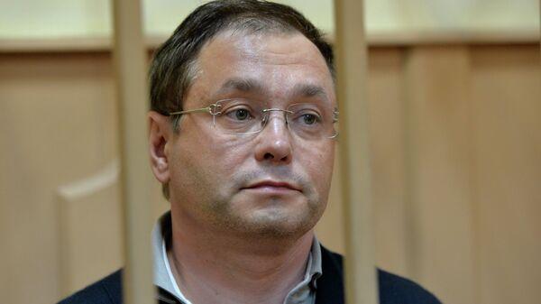 Рассмотрение вопроса об аресте экс-сенатора Глеба Фетисова