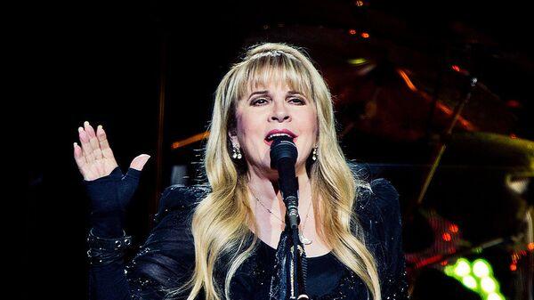 Солистка группы Fleetwood Mac Стиви Никс