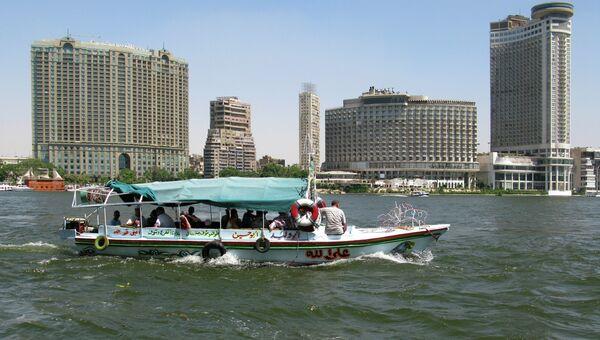 Виды египетской столицы Каира. Архивное фото