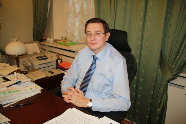Николай Федосеев