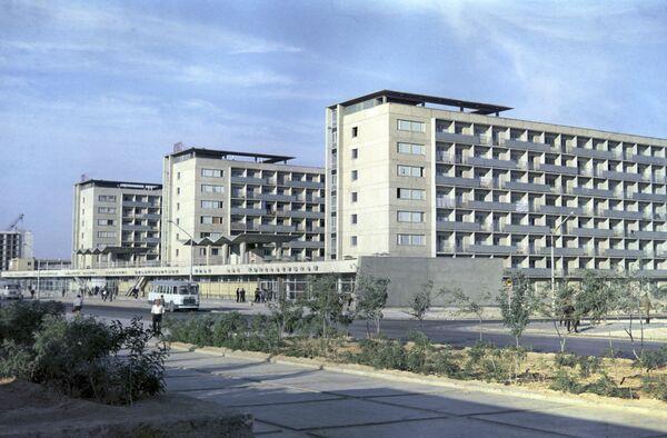 Молодежные общежития в городе Шевченко