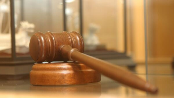Молоточек судьи