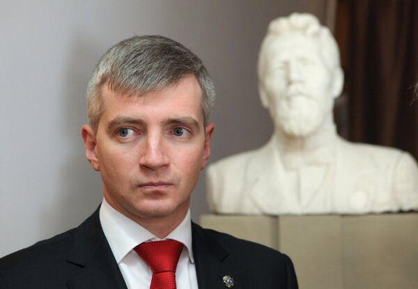 Глава Росохранкультуры Александр Кибовский