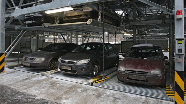 Реализация программы московского правительства Народный гараж