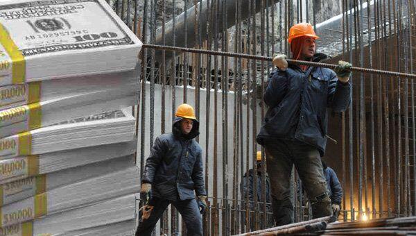 Строительство, прибыль