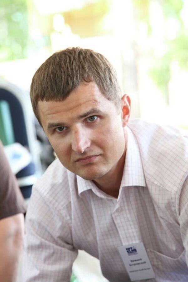 Евгений Бугровский, HELIOPARK