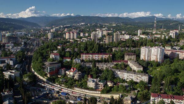 Города России. Сочи