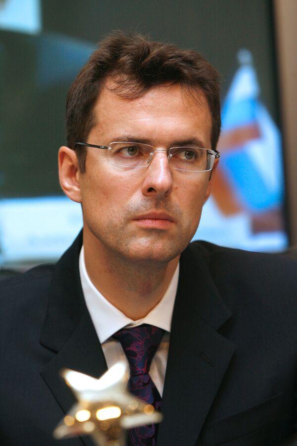 Генеральный директор АИЖК А. Семеняка