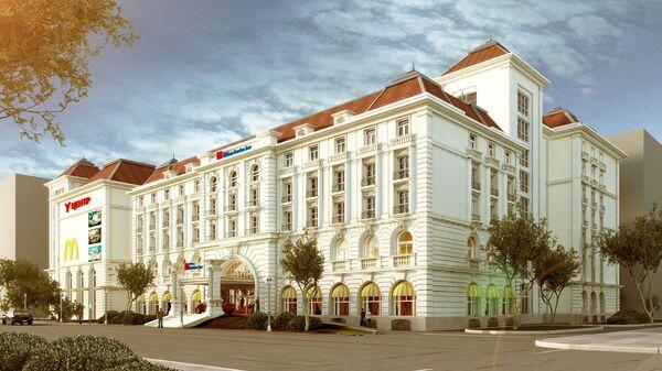 Проект Hilton Garden Inn Ulyanovsk