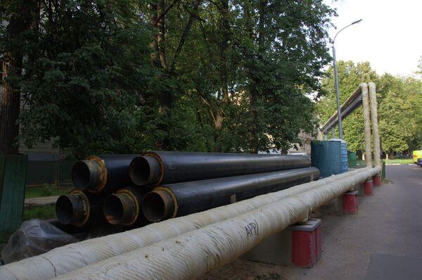 Трубы, ремонт, ЖКХ, инфраструктура