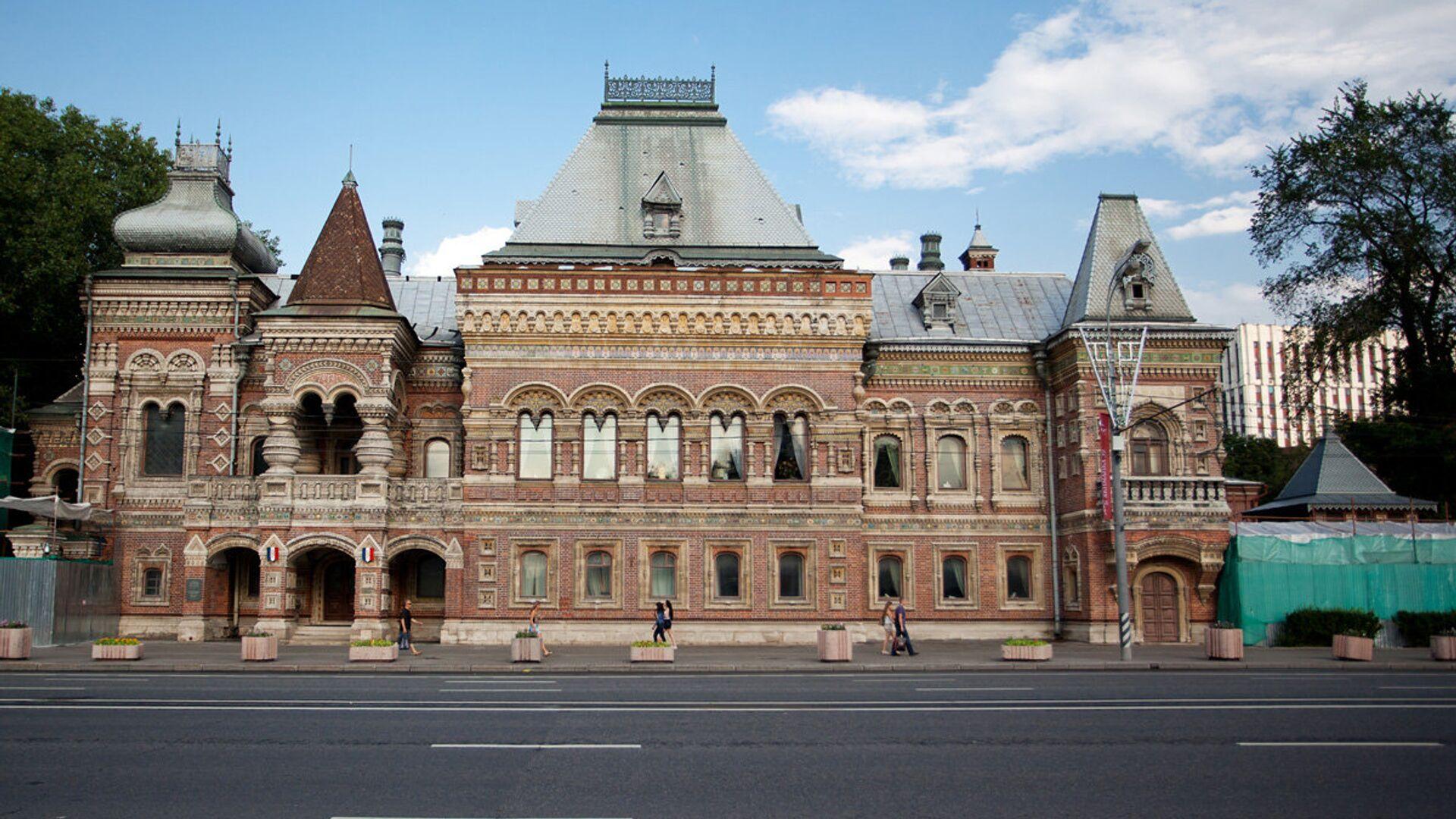 Резиденция посла Франции в Москве - РИА Новости, 1920, 18.03.2021