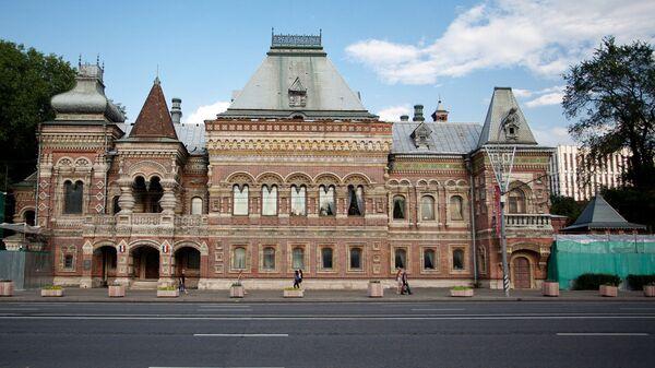 Резиденция посла Франции в Москве