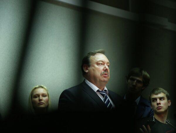 Заседание комиссии Госдумы по контролю за достоверностью сведений о доходах депутатов