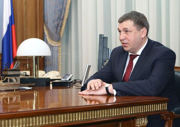 Губернатор Костромской области Игорь Слюняев