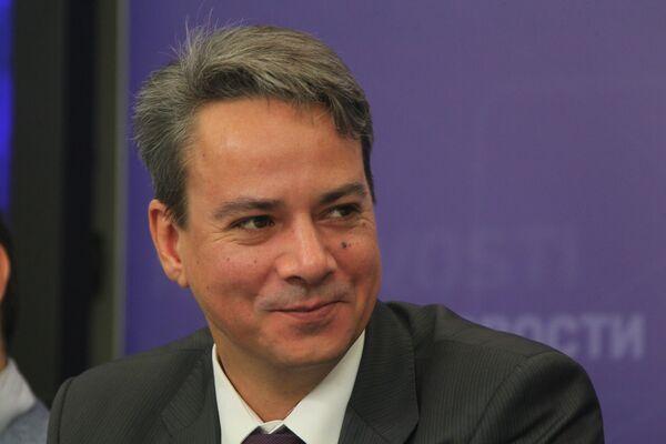Исполнительный директор АИЖК Андрей Шелковый