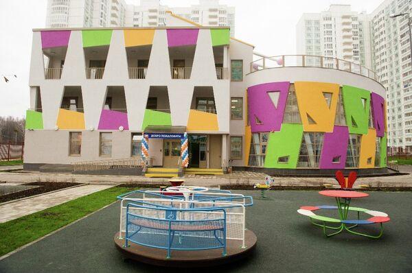 ПИК открыла  детский сад в ЖК «Аннинский», первый детсад в РФ, адаптированный для детей с ограниченными возможностями