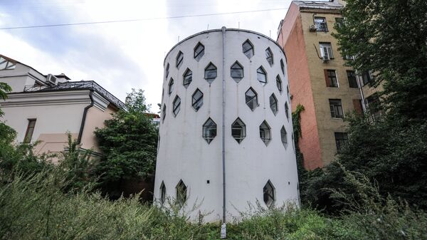 Дом-мастерская архитектора К.С. Мельникова