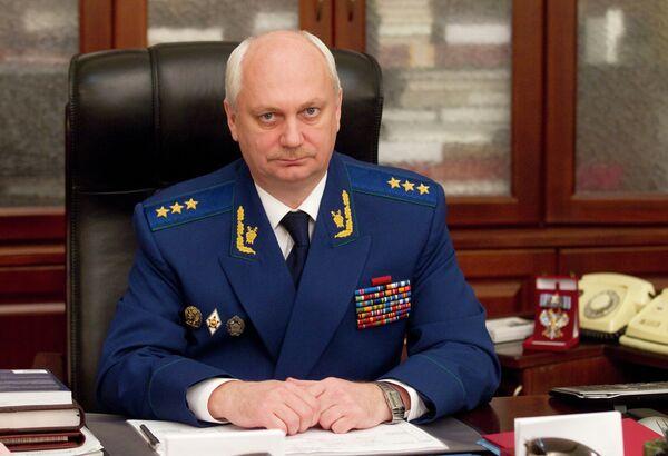 Главный военный прокурор Сергей Фридинский