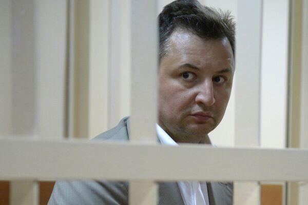 Председатель правления КБ Росбанк Владимир Голубков