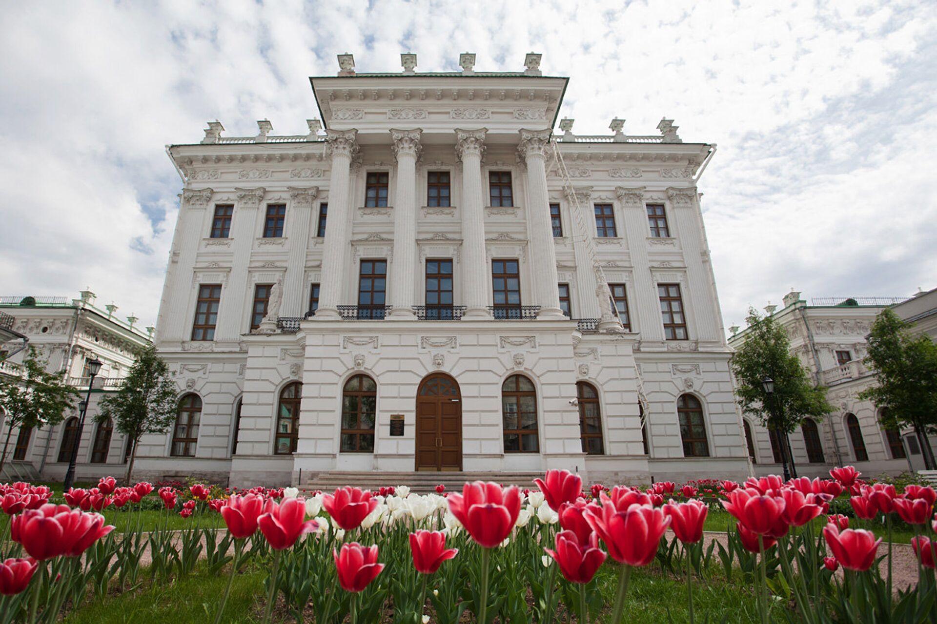 Пашков дом - РИА Новости, 1920, 22.08.2021