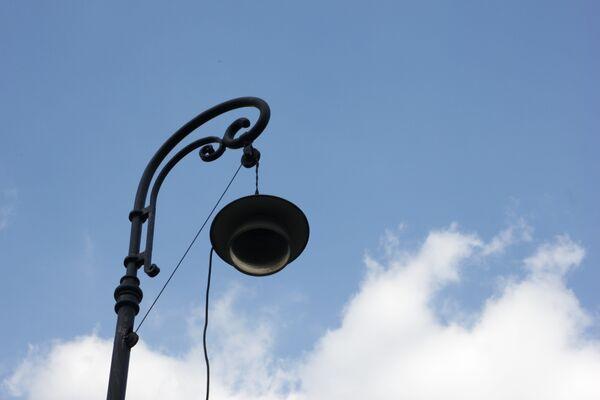 Раритетные московские фонари
