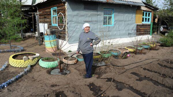 Посадка картофеля в Забайкальском крае