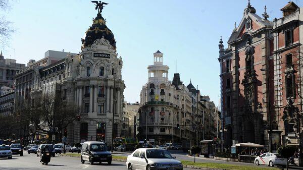Испания. Мадрид