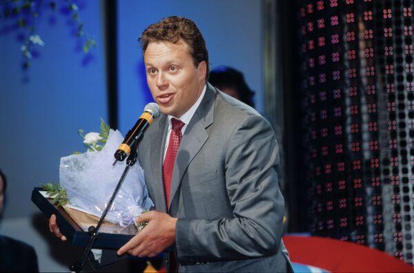Президент Mirax Group Сергей Полонский