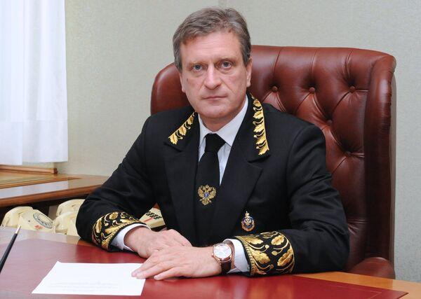 Руководитель Росреестра Игорь Васильев