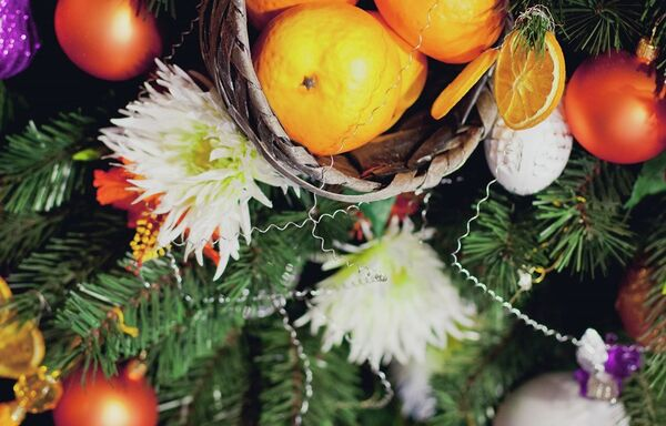 Колючая красота: как эффектно нарядить новогоднюю елку в доме