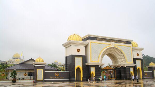 Королевский дворец в Куала-Лумпур, Малайзия