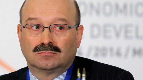 Президент - председатель правления ЗАО ВТБ 24 Михаил Задорнов