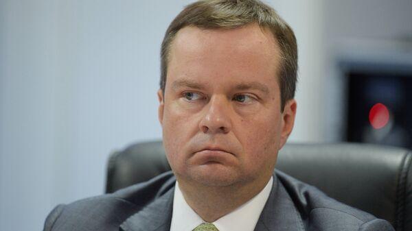 Замминистра финансов Российской Федерации Алексей Моисеев