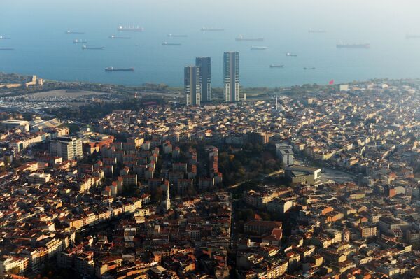 Города мира. Стамбул
