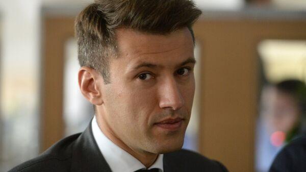 Руководитель Агентства по ипотечному жилищному кредитованию Александр Плутник