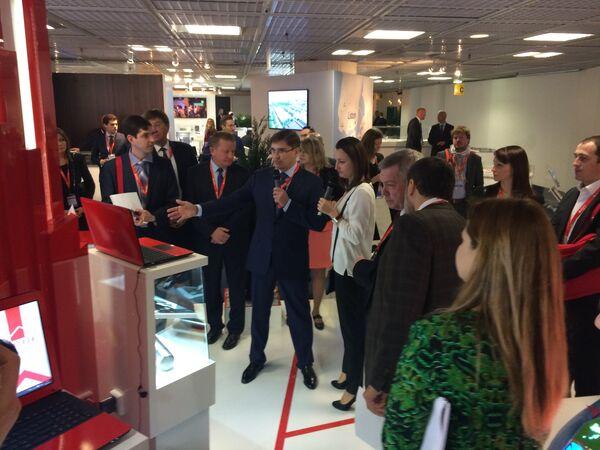 ГК Кортрос презентовал свои проекты на выставке MIPIM