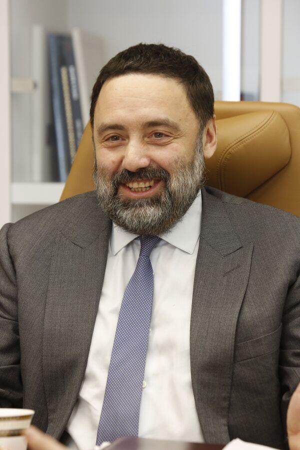 Вениамин Голубицкий