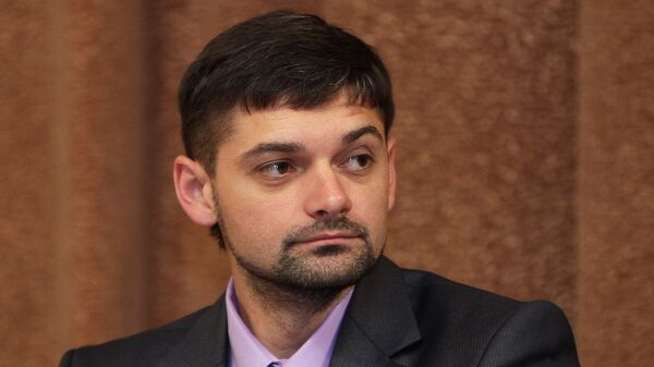 Депутат Госдумы от Крыма Андрей Козенко