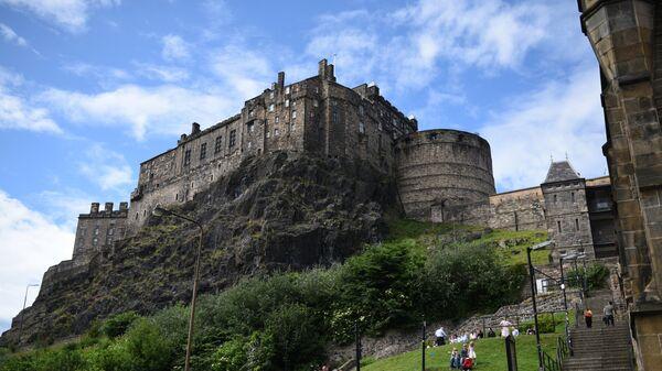 Эдинбургский замок, Шотландия