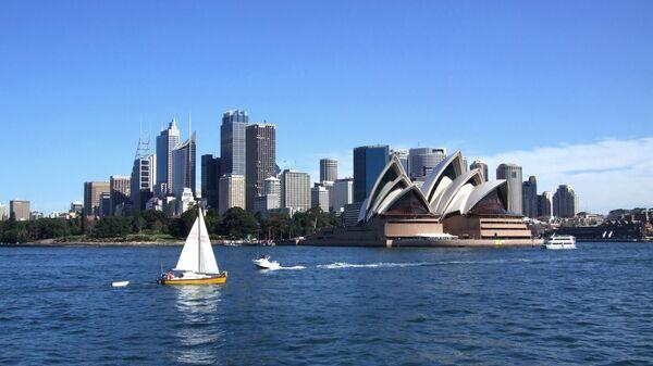 Вид на Сидней, Австралия