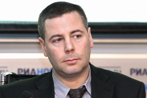 Замминистра связи и массовых коммуникаций России Михаил Евраев